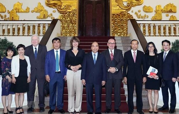 Le Vietnam facilite l'investissement des entreprises de l'UE hinh anh 1