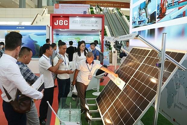 Promouvoir le developpement de l'energie photovoltaique au Vietnam hinh anh 1