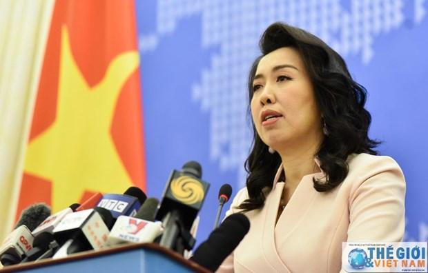 Le Vietnam demande a la Malaisie d'organiser une visite consulaire aux pecheurs arretes hinh anh 1