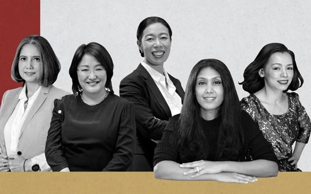 Deux Vietnamiennes dans le top 25 Asia's Power Businesswomen 2020 de Forbes hinh anh 1