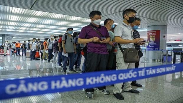HCM-Ville prepare soigneusement des plans d'accueil pour les etrangers hinh anh 1