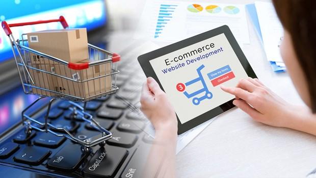 """E-commerce: un geant """"met un pied"""" au Vietnam hinh anh 1"""