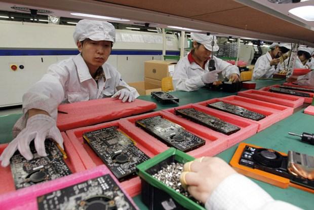 Le partenaire d'assemblage iPhone d'Apple envisage d'ouvrir une usine au Vietnam hinh anh 1