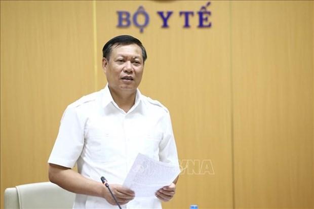 Ameliorer les capacites du Vietnam dans les soins de la sante pour les personnes agees hinh anh 1