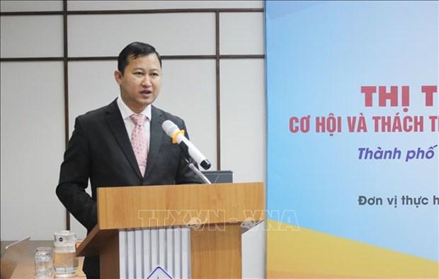 Marche de Singapour, opportunites et defis pour les petites et moyennes entreprises vietnamiennes hinh anh 1