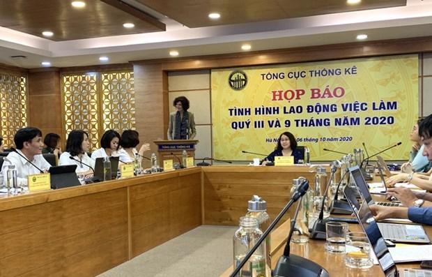 Le marche du travail du Vietnam connait des signes de redressement durant le 3e trimestre hinh anh 1