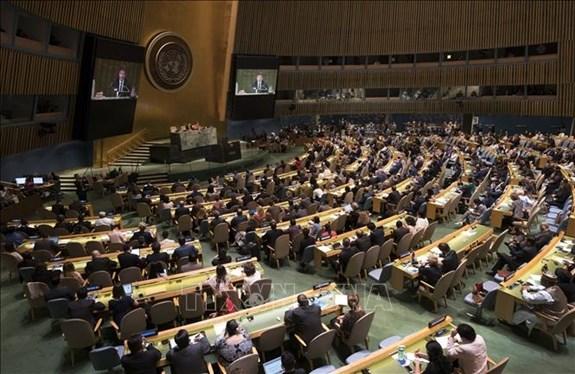 La delegation vietnamienne participe activement a la 45e session du Conseil des droits de l'homme hinh anh 1