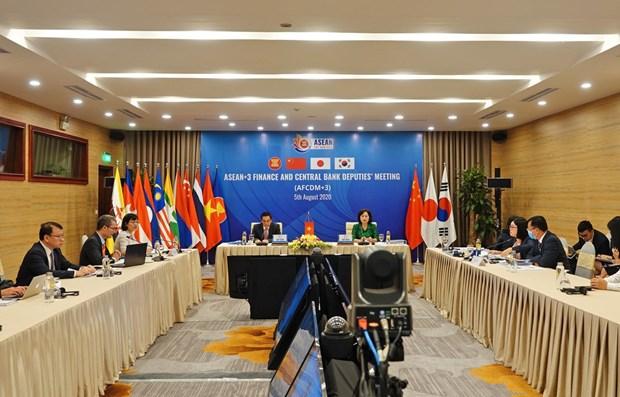 Le Vietnam et le Japon copresident la teleconference AFCDM + 3 hinh anh 1