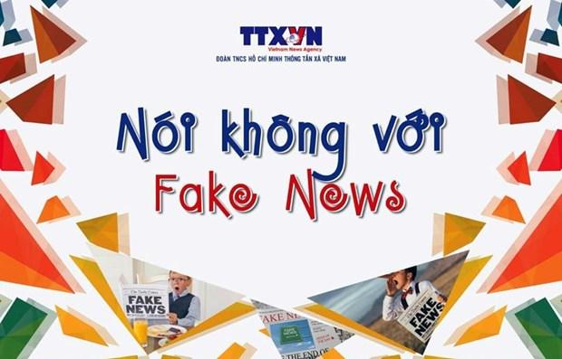 Un projet anti-fausses nouvelles de la VNA remporte un prix international hinh anh 1