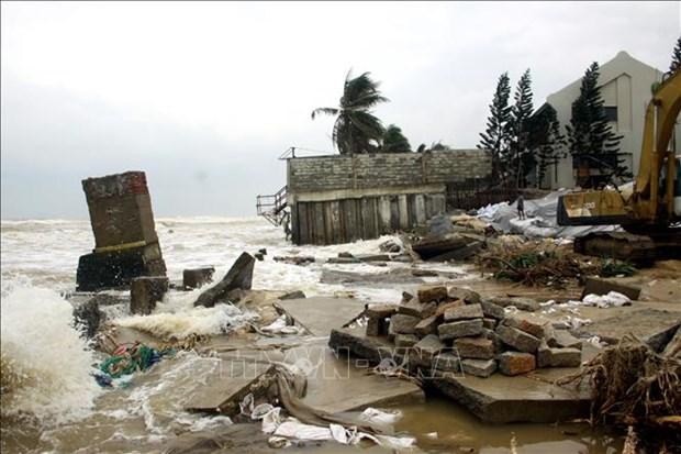 Developper une strategie pour augmenter la resilience aux catastrophes naturelles hinh anh 1
