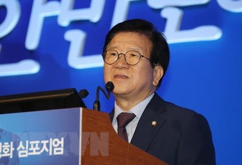 Le president de l'AN de la R. de Coree effectuera une visite officielle au Vietnam hinh anh 1