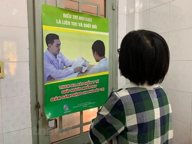 30 ans de riposte et opportunites pour mettre fin a l'epidemie de VIH/Sida au Vietnam  hinh anh 1