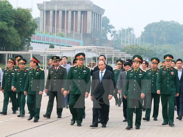 Le mausolee du President Ho Chi Minh sera rouvert le 6 decembre hinh anh 1