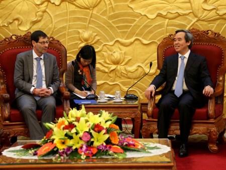 L'economiste en chef du FMI affirme son soutien a la reforme fiscale du Vietnam hinh anh 1