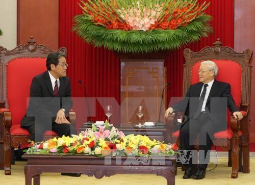 Le Japon est partenaire de premier plan du Vietnam hinh anh 1