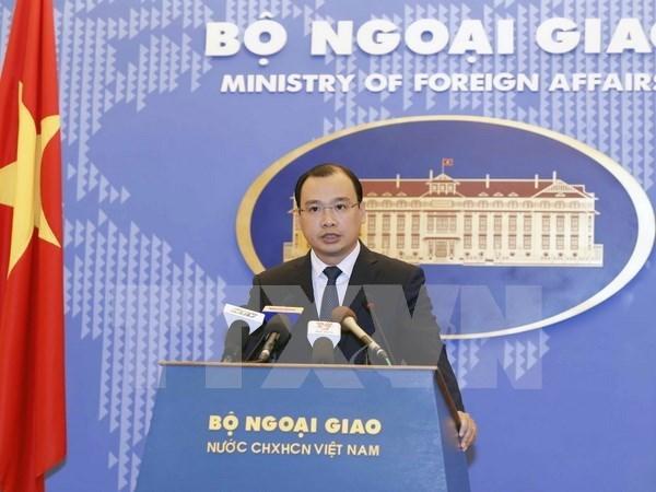 Le Vietnam reaffirme sa souverainete sur les deux archipels de Hoang Sa et Truong Sa hinh anh 1
