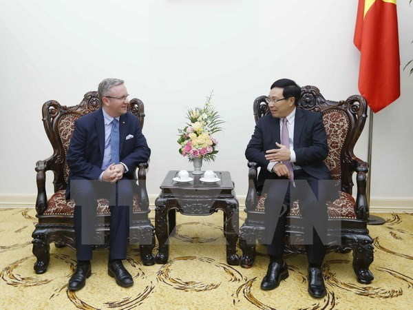 Le Vietnam et la Pologne plaident pour des liens accrus hinh anh 1