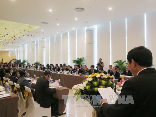 Vietnam-Laos-Cambodge: plaidoyer pour une cooperation renforcee contre la criminalite hinh anh 1