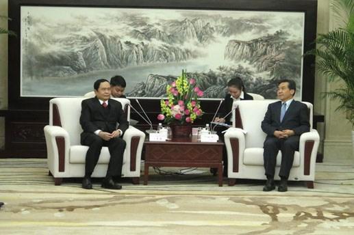 Le FPV veut davantage d'entreprises de Chongqing au Vietnam hinh anh 1