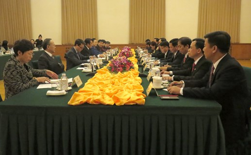 Le FPV et la CCPPC plaident pour des liens renforces hinh anh 2