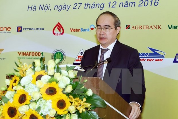 "Le president du FPV appelle a faire briller le ""made in Vietnam"" hinh anh 1"