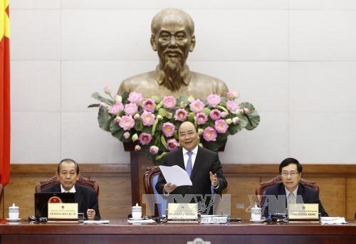 Conference entre le gouvernement et les localites hinh anh 1
