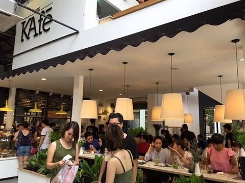 The KAfe et les lecons pour les start-up vietnamiennes hinh anh 1