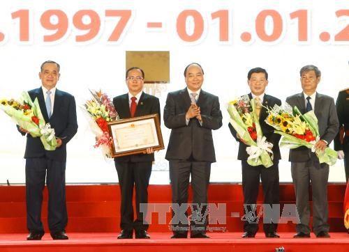 Le chef du gouvernement exhorte a faire de Binh Duong une ville industrielle modele hinh anh 1