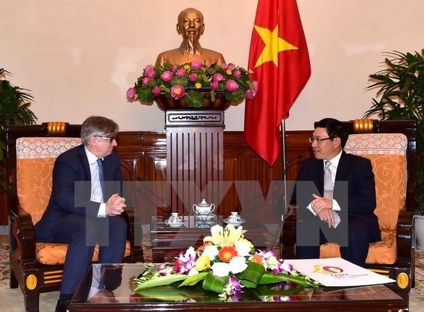 Le Vietnam et l'Espagne promeuvent leurs relations bilaterales hinh anh 1
