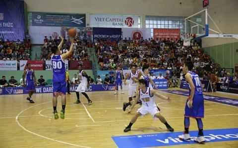 Le basket-ball vietnamien en toute franchise hinh anh 1
