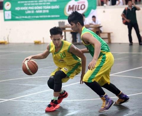Le basket-ball vietnamien en toute franchise hinh anh 2