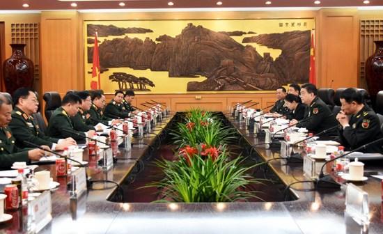 Vietnam-Chine : Les ministeres de la Defense resolus a hisser les liens a un nouveau palier hinh anh 2
