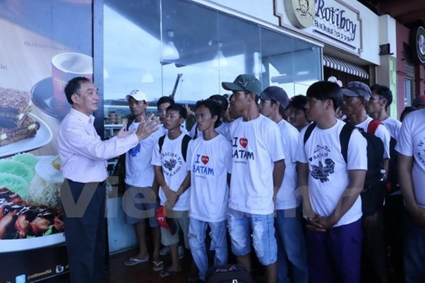 L'Indonesie remettra 165 pecheurs arretes au Vietnam avant le Tet hinh anh 1