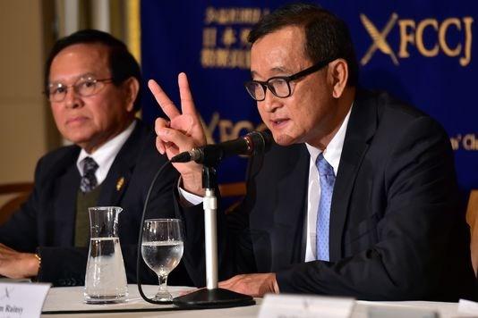 Cambodge : le chef du CNRP vise par un nouveau proces hinh anh 1