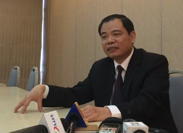 Trois questions au ministre de l'Agriculture et du Developpement rural hinh anh 1