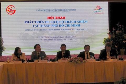 Le tourisme responsable fait son chemin dans la megapole du Sud hinh anh 1