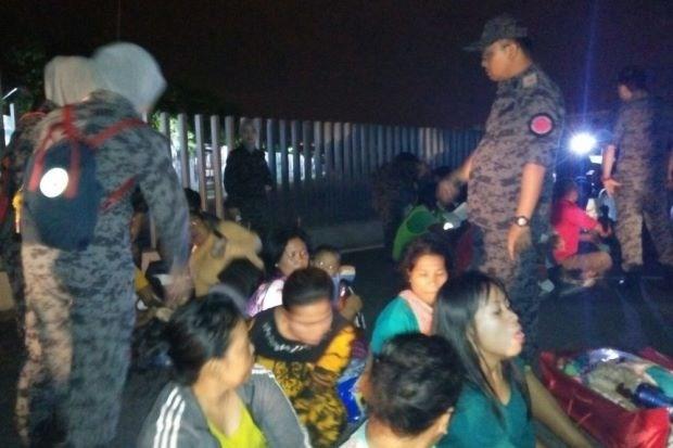 La Malaisie arrete nombre d'etrangers en situation irreguliere hinh anh 1