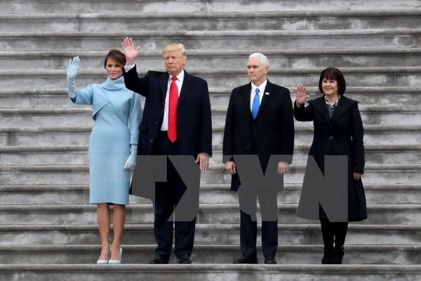 Le Vietnam felicite le nouveau president americain Donald Trump hinh anh 1