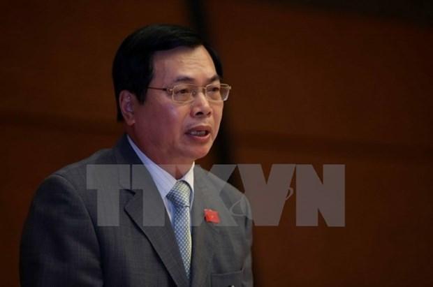 Le Comite permanent de l'Assemblee nationale sanctionne Vu Huy Hoang hinh anh 1