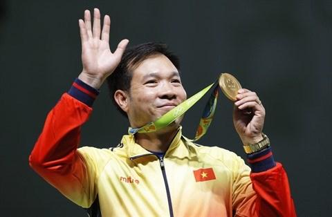 L'annee 2016 s'acheve en apotheose pour le sport vietnamien hinh anh 1