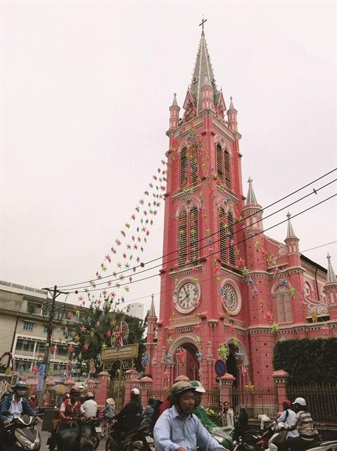 Tan Dinh, le quartier qui ne dort jamais a Ho Chi Minh-Ville hinh anh 1