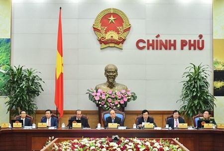Le Vietnam continue d'edifier un gouvernement integre et reactif hinh anh 1