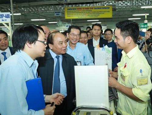 Le Premier ministre Nguyen Xuan Phuc incite l'agriculture a relever le defi du high-tech hinh anh 2