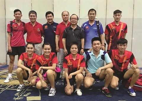 Nguyen Anh Tu, l'«oiseau rare» du tennis de table vietnamien hinh anh 2