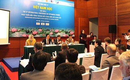 Vietnamologie: le Vietnam dans le coeur des amis internationaux hinh anh 2