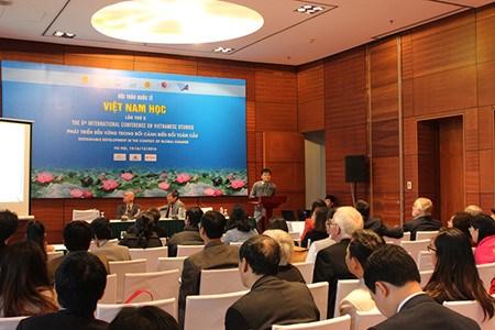 Vietnamologie: le Vietnam dans le coeur des amis internationaux hinh anh 1