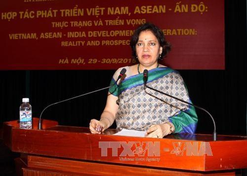 """Les liens Inde-Vietnam marques par la """"forte confiance forte et la comprehension mutuelle"""" hinh anh 1"""