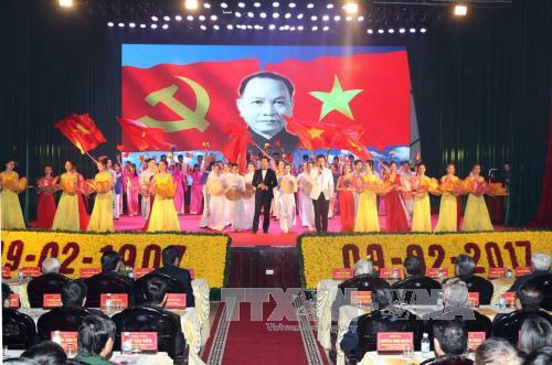 Le Vietnam rend hommage au secretaire general Truong Chinh hinh anh 2