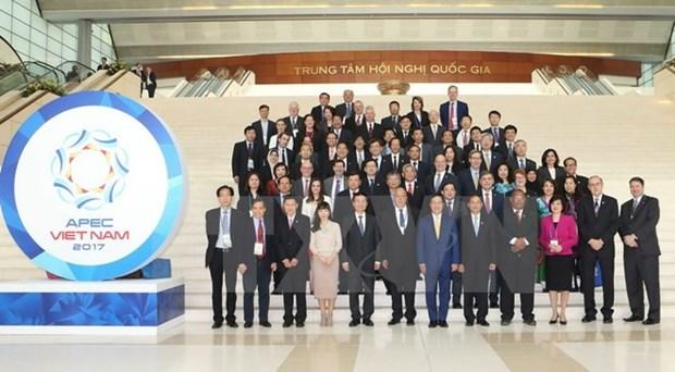 La SOM 1 affirme la volonte de l'APEC d'impulser la croissance et la connectivite hinh anh 1