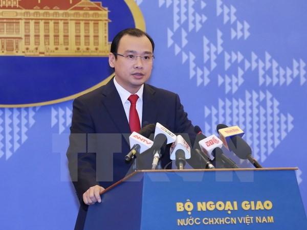 Le Vietnam denonce la creation d'une succursale chinoise a Phu Lam hinh anh 1